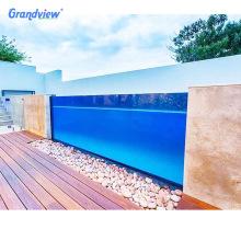 Spa Swim Tub Outdoor Pools Endless Acrylic Swimming Pool