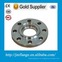 ASME B16.5 A105 brida de acero al carbono forjado