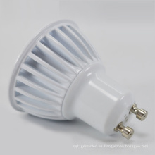 Taza de alta calidad de la lámpara de la MAZORCA GU10 Gu5.3 E12 de 3W / 5W LED