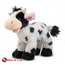 Vaca rellena encantadora promocional de encargo