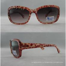 Ацетатные солнцезащитные очки с горячим продающим P01045