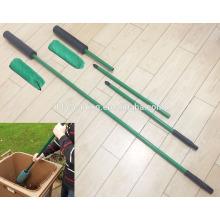 microfiber wheelie bin dust brush,magic dust brush