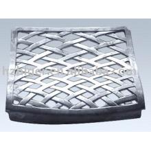 Silla de fundición de arena de aluminio hecha a medida