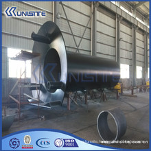 customized overflow tube for dredger(USC9-005)