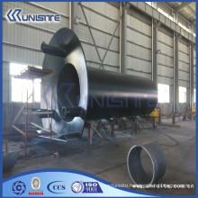 customized overflow tube for dredger(USC9-005)