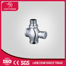 Brass 3-way angle check valves MK12204