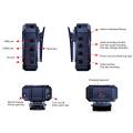 Strafverfolgung Körper getragen Kamera System Spionage Auto Kamera mit GPS Full HD