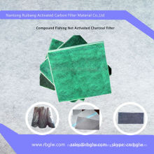 OEM good quality activated carbon filter screen