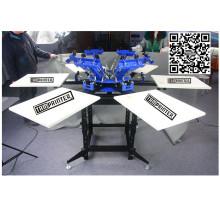 Venda quente serigrafia Kit máquina para t-shirts
