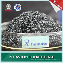 95% Super Potássio Humate / Ácido Húmido Fertilizante / K Humate