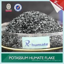 Супер Калий Humate Содержание Гуминовых Кислот Фульвокислот