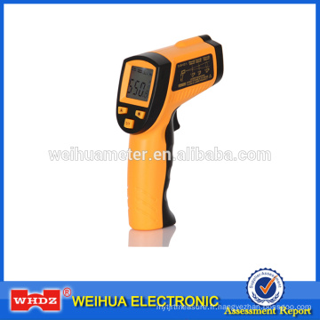 Thermomètre infrarouge WH550 sans contact industriel