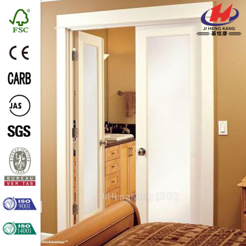 Glass Shutte Commercial Frosted Glass Door