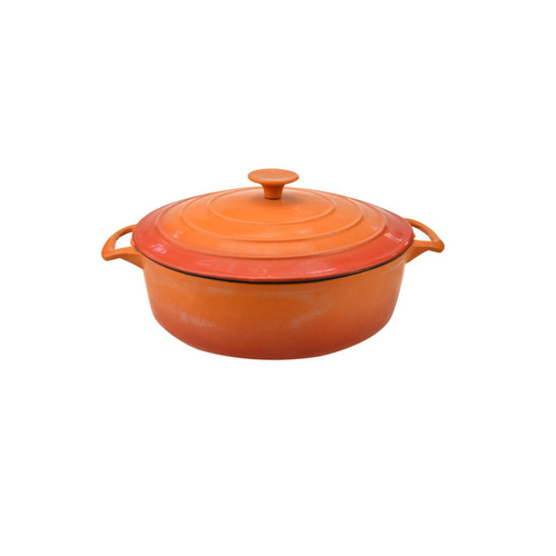 Cast Iron Oval Casserole Dishes