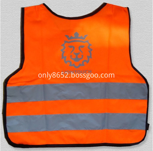 reflective vest for child