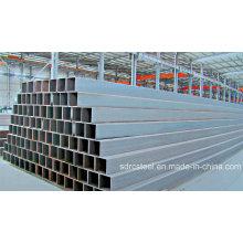 Q345c Hot-DIP Galvanized Square Steel Pipe