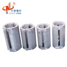High efficient die cast aluminum heater with air blower