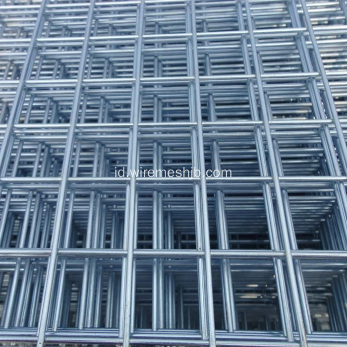 Electro Galvanized Welded Wire Mesh Panel