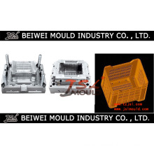 Hot Injection Plastic Fruit Crate Mould