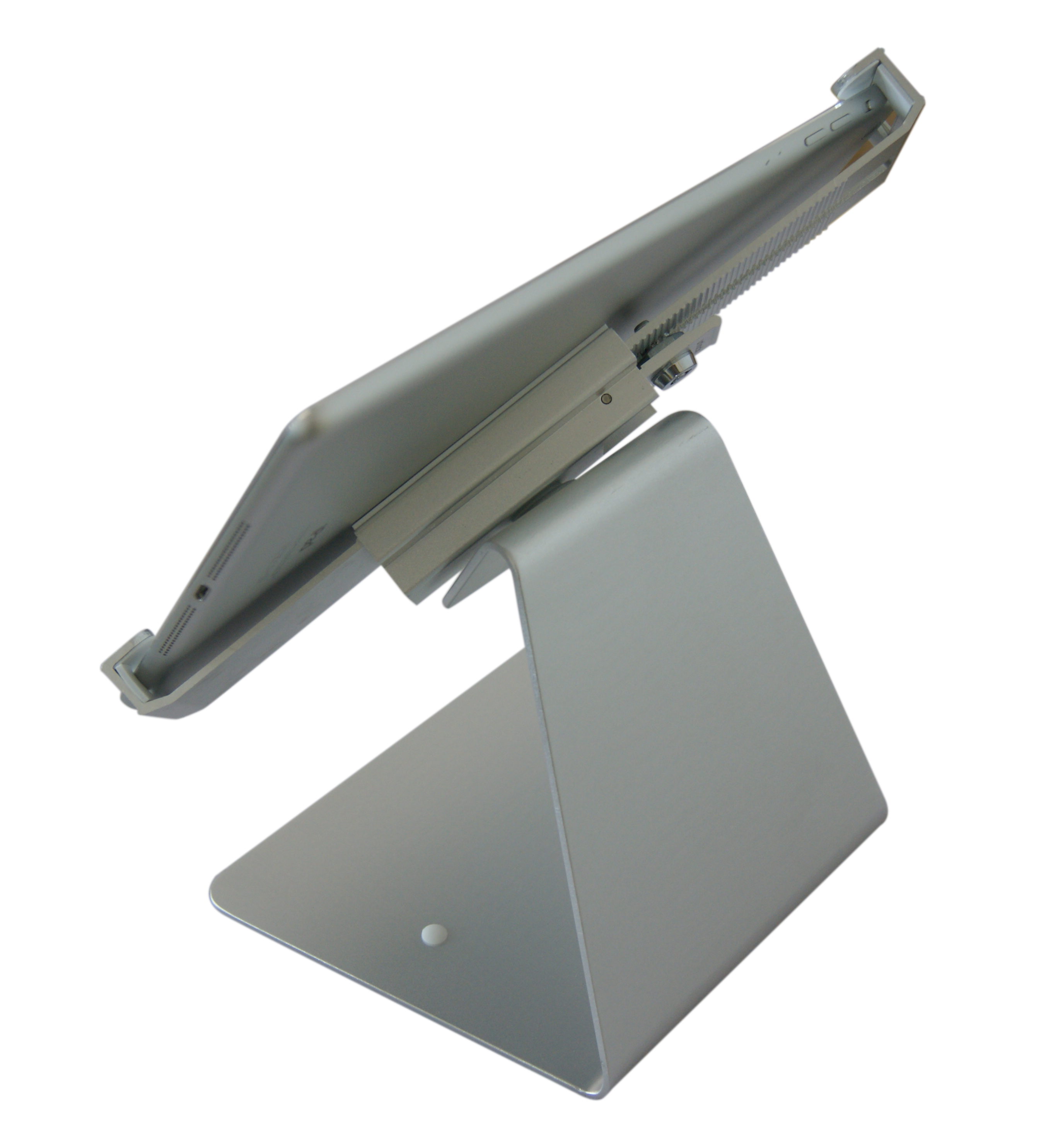 P20Q tablet desktop stand back