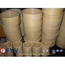 Matériau en caoutchouc ASTM Peek Seals pour vannes