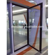 Высококачественная алюминиевая стеклянная дверь