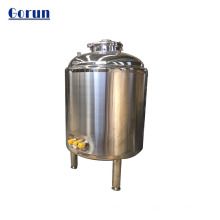 Large Capacity Sanitary Liquid Water Storage Tank