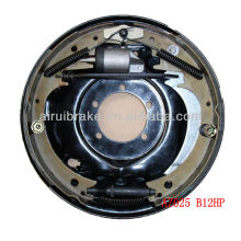 "12"" hydraulic Drum Brake Plate with hand lever"