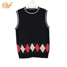 Japanese Modern School Uniform Knitted Vests Designs