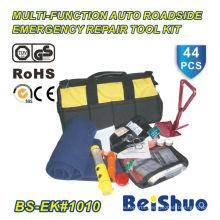 Traffic Safety 44PCS Car/Auto Emergency Tool Kits