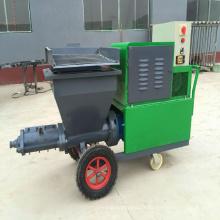 Machine de pulvérisation pour mortier