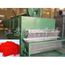 Secador de secagem para pigmentos orgânicos