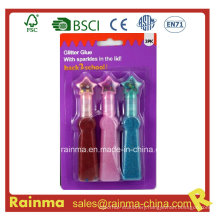 10ml Star Shape Glitter Glue in Blister Packing