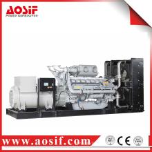 1800KW / 2250KVA генератор 50 Гц с двигателем perkins 4016-61TRG3, изготовленный в Великобритании