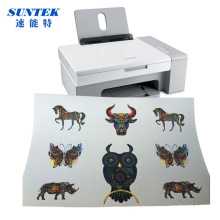 Ce/RoHS/Reach Skin Safe Inkjet Laser Temporary Tattoo Paper