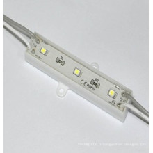 High Luminosité 12V 12 * 75 3528LED Module LED 3PCS