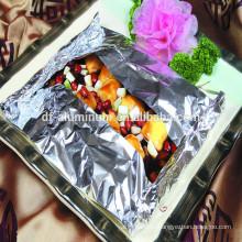 Aluminium Foil Jumbo Roll for Food Package