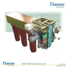 ZN100-12 Interruptor de circuito de vacío de alta tensión AC de interior de la serie