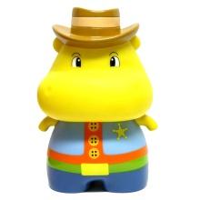 Rotocast Cartoon Toy