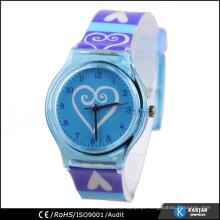 China pulseira de relógio de moda