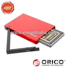 "ORICO 2.5 "" SATA hdd enclosure USB 3.0 & e-sata, 9.5mm"