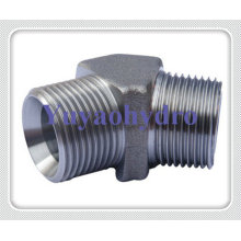 JIS 30 Degree Flare Cone BSPT Thread Fittings
