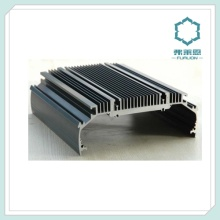 Aluminium Heat Sink Anodized Finishing