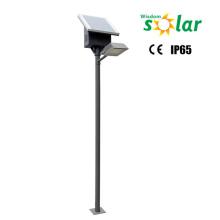 Nueva iluminación CE fácil integrado solar luz de la calle sol naciente, solar iluminación de calle del LED (JR-550 X series)