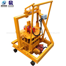 Suitable For Family Small Cheap Manual Concrete Block Making Machine From China Brick Making Price Brick Molding Machine