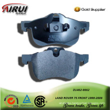 SEMI-METALLIC CAR BRAKE PAD FOR LAND ROVER 75 FRONT 1999-2006