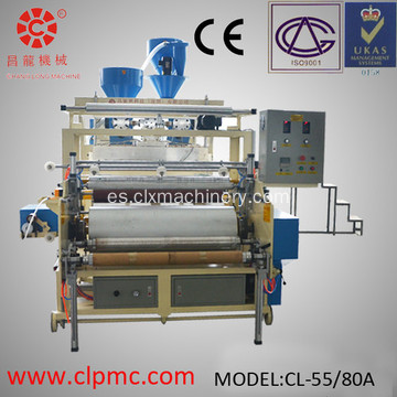 LLDPE Extrusion Stretch Wrapping Film Plant
