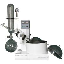 Évaporateur rotatif de 5L de grande capacité avec la pompe à vide et le réfrigérateur