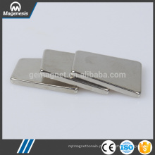 China supplier quality primacy rectangle permanent magnet