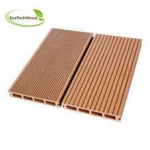 Green and Eco-Friendly Outside WPC Decking with Fsc, ISO, Ce Certification